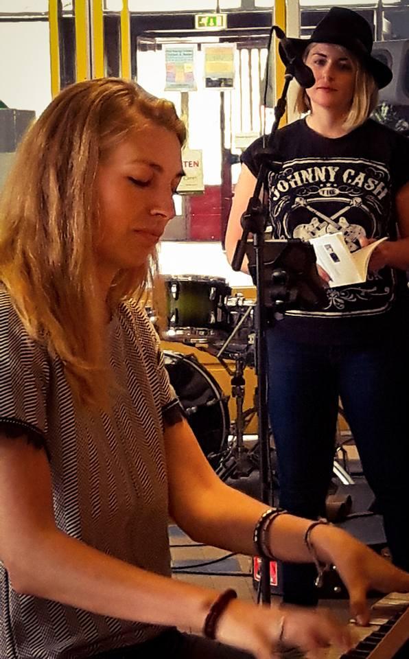 Met Annelieke Zantinge