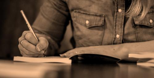 Signeren boekpresentatie