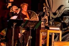 Optreden Lewinski met Rick Poiesz