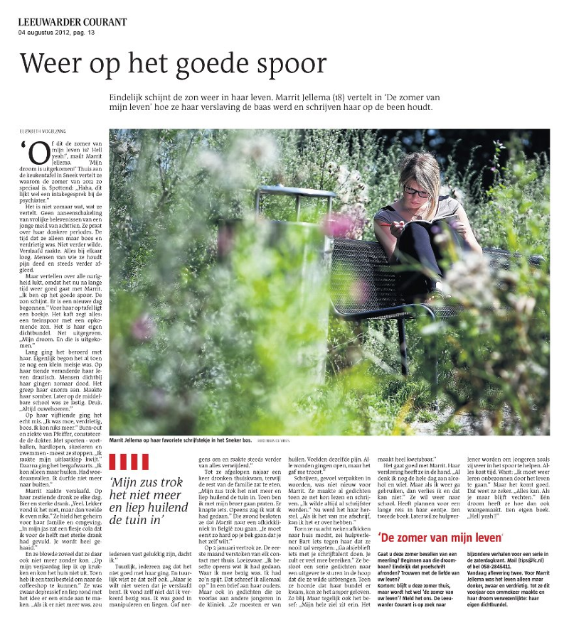 Leeuwarder Courant 2013